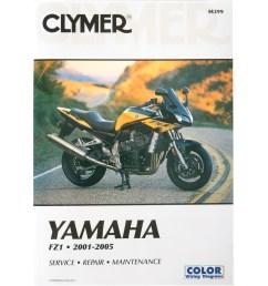 clymer yamaha fz1 repair manual m399 [ 1200 x 1200 Pixel ]