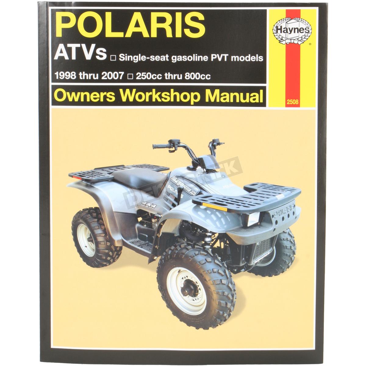 1998 polaris scrambler 500 repair manual reviewmotors co rh reviewmotors co 1998 polaris sportsman 500 parts manual Polaris Sportsman 500 Manual PDF