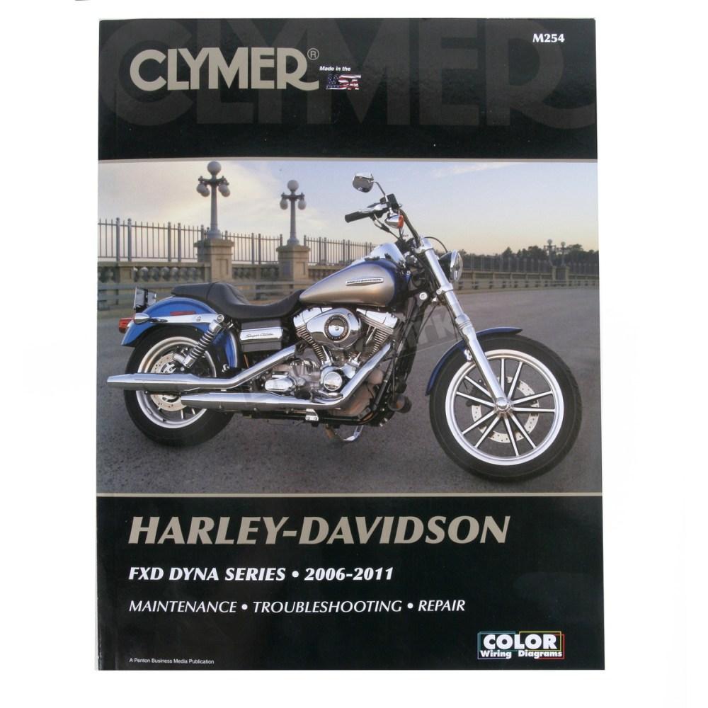 medium resolution of clymer service manual m254