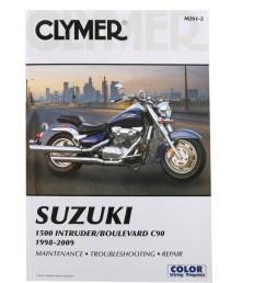 clymer suzuki repair manual m261 2 [ 1200 x 1200 Pixel ]