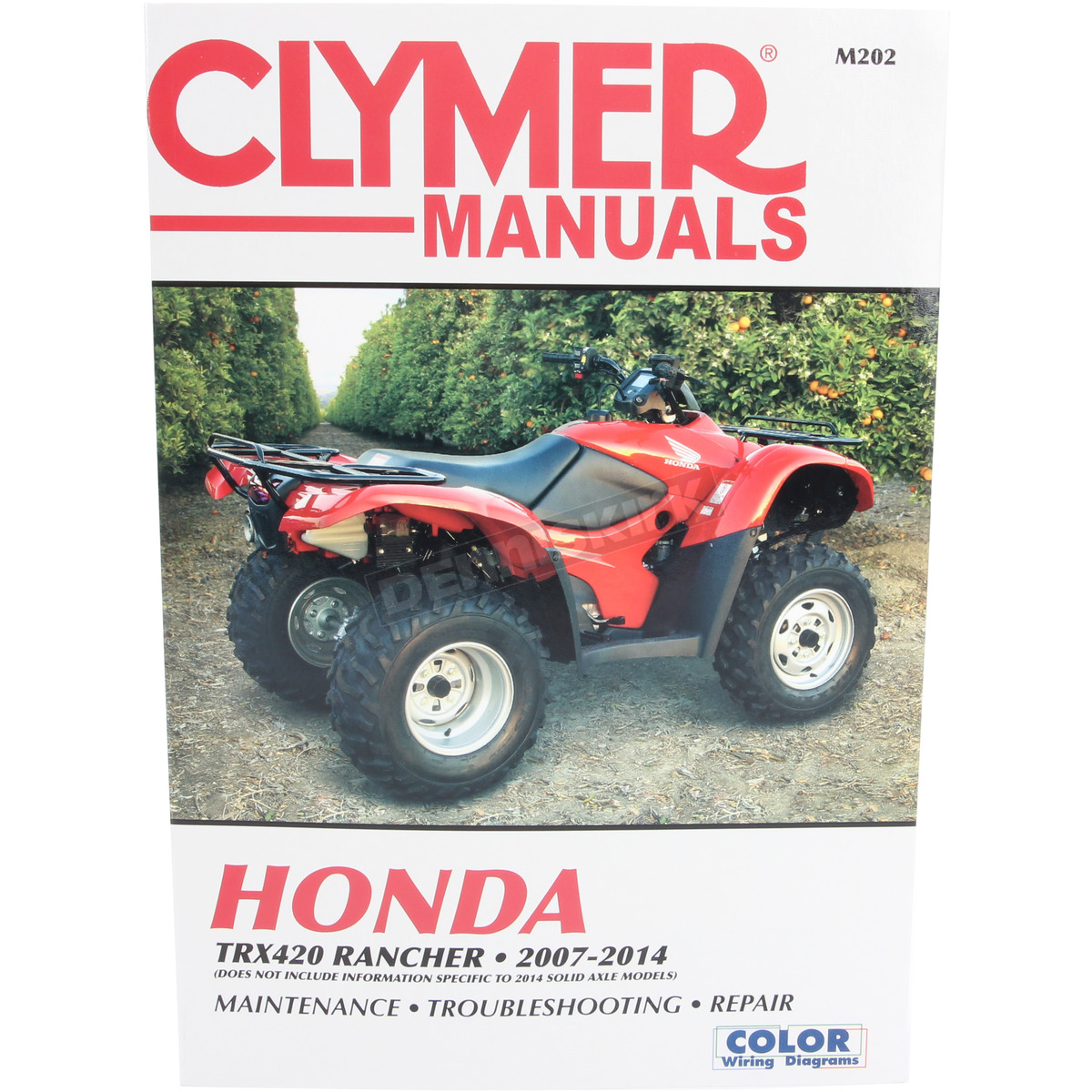 hight resolution of clymer manual m202