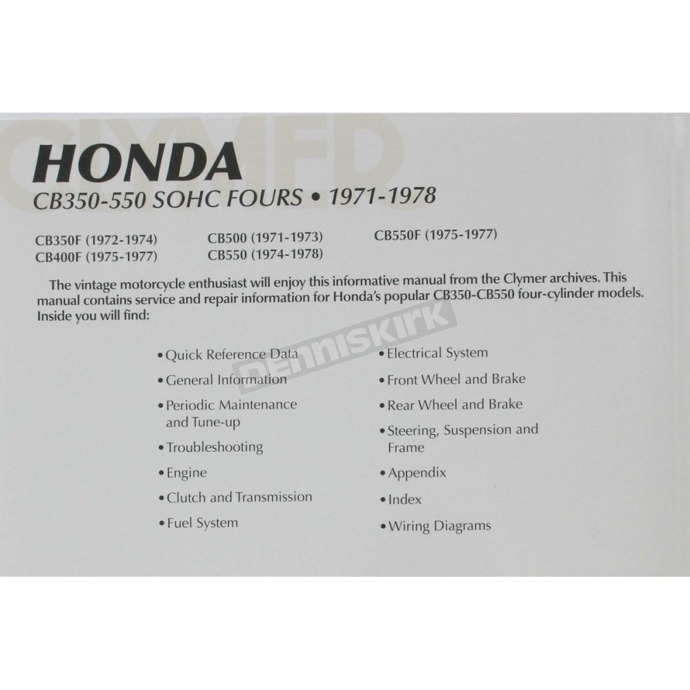 medium resolution of  honda repair manual m332