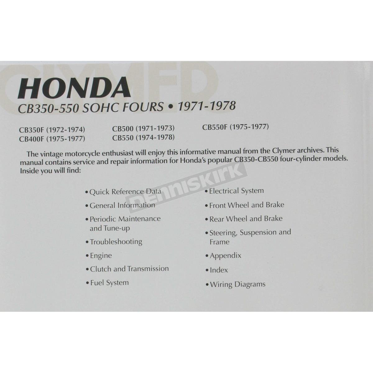 hight resolution of  honda repair manual m332