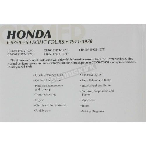 small resolution of  honda repair manual m332