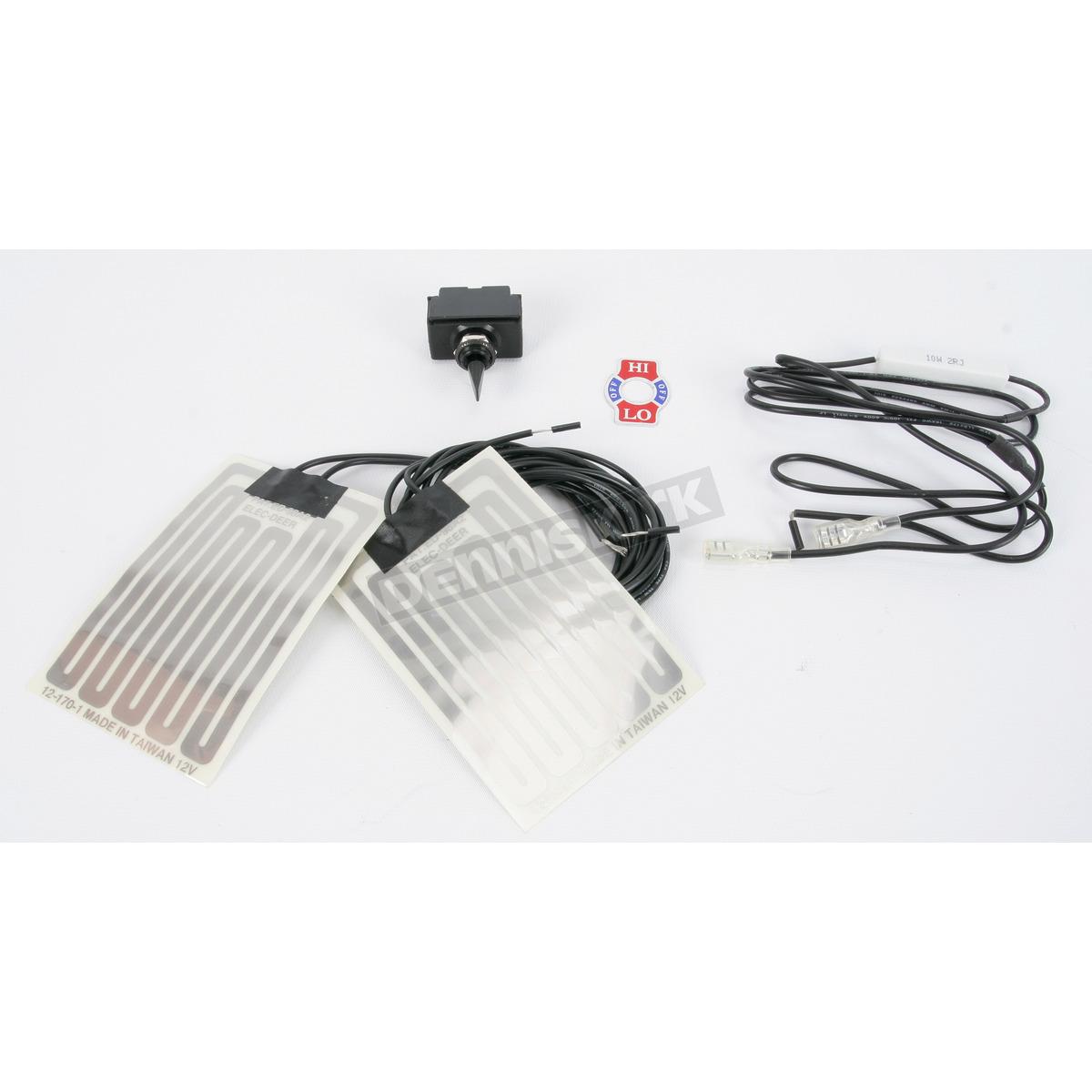 hight resolution of handlebar grip heater kit 12 170
