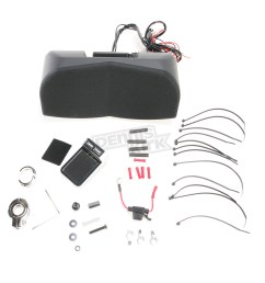 hogtunes memphis shades batwing speaker system kit msa 1 [ 1200 x 1200 Pixel ]
