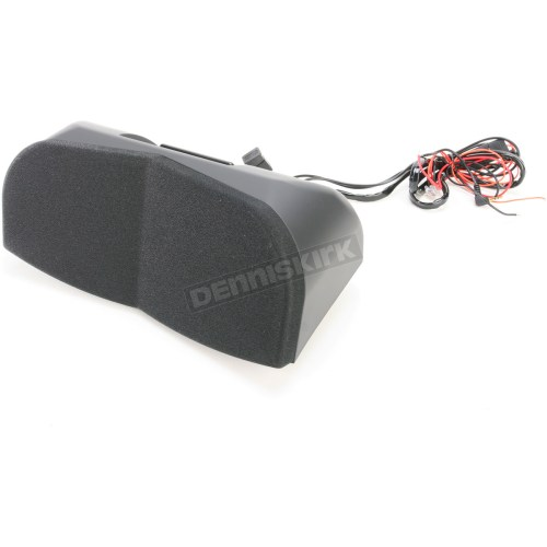 small resolution of hogtunes memphis shades batwing speaker system kit msa 1 harley motorcycle dennis kirk