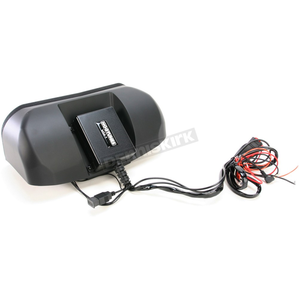 medium resolution of hogtunes memphis shades batwing speaker system kit msa 1 harley motorcycle dennis kirk