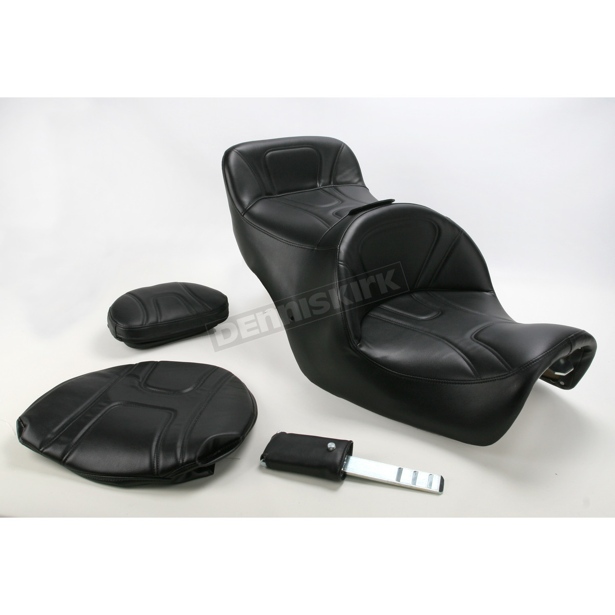 road sofa seat goldwing cama mercadolibre costa rica saddlemen w backrest h973j motorcycle