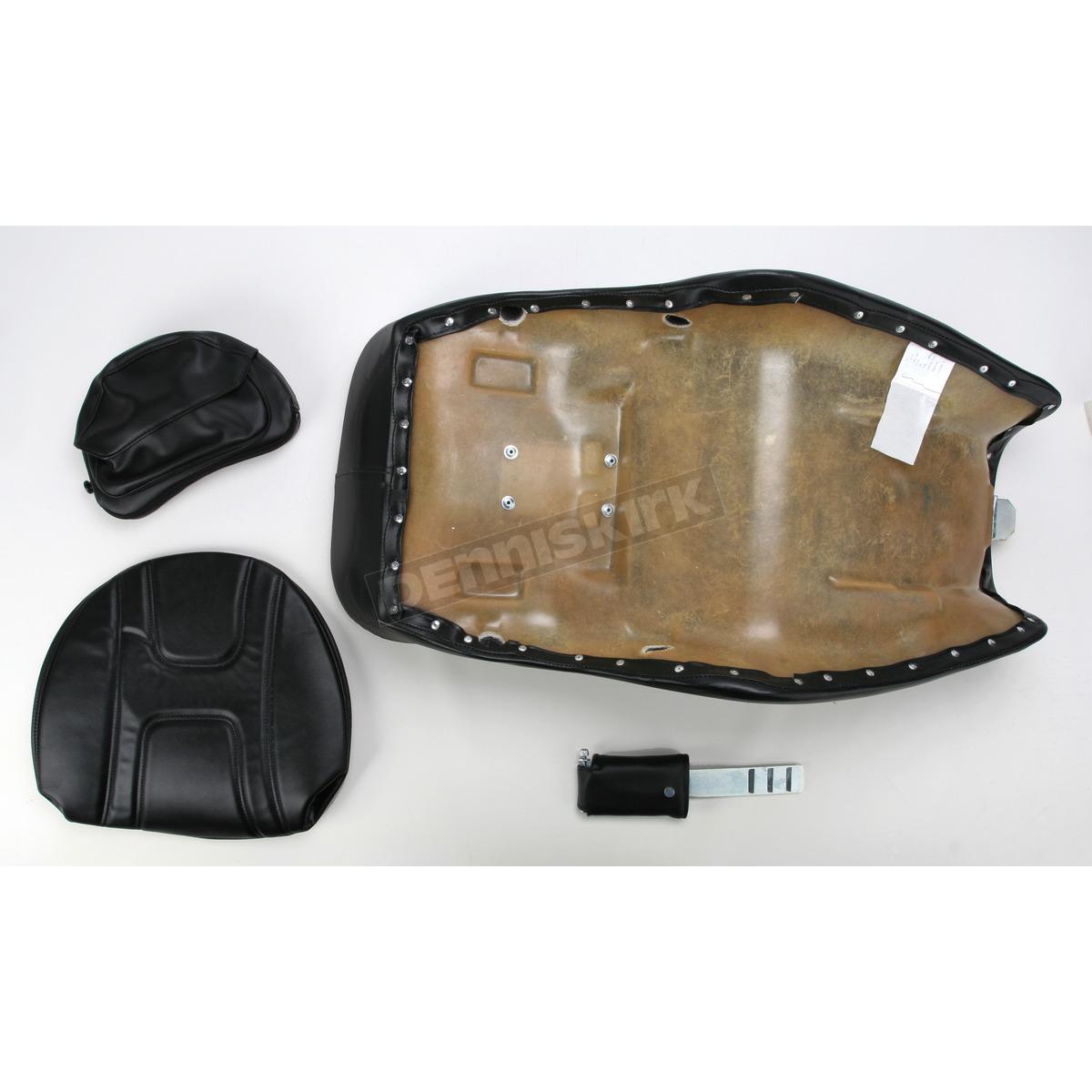 road sofa seat goldwing theater sacks bean bag saddlemen w backrest h973j motorcycle