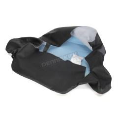Road Sofa Seat Goldwing Swivel Loveseat Saddlemen Black Tour Pack Backrest Cover For