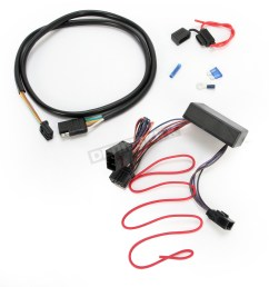 khrome werks plug and play trailer wiring connector kit w 4 wire harness [ 1200 x 1200 Pixel ]