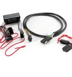 plug and play trailer wiring connector kit w 4 wire harness and isolator [ 1200 x 1200 Pixel ]