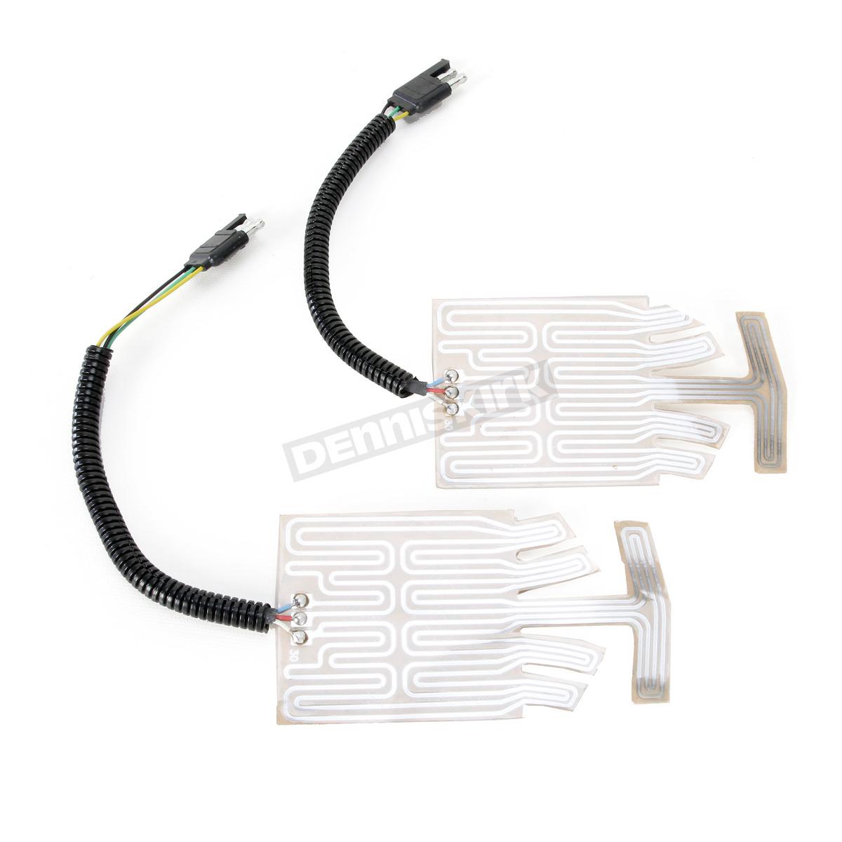 Race Shop Inc. Extended Hi Power Grip Heater Element Kit