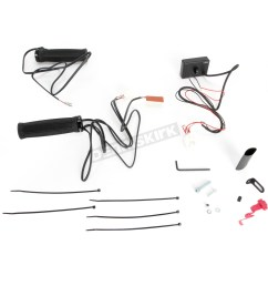 moose atv clamp on dual zone heated grips w thumb warmer 0631 0154 marine accessory wiring diagram atv hand warmer wiring diagram [ 1200 x 1200 Pixel ]