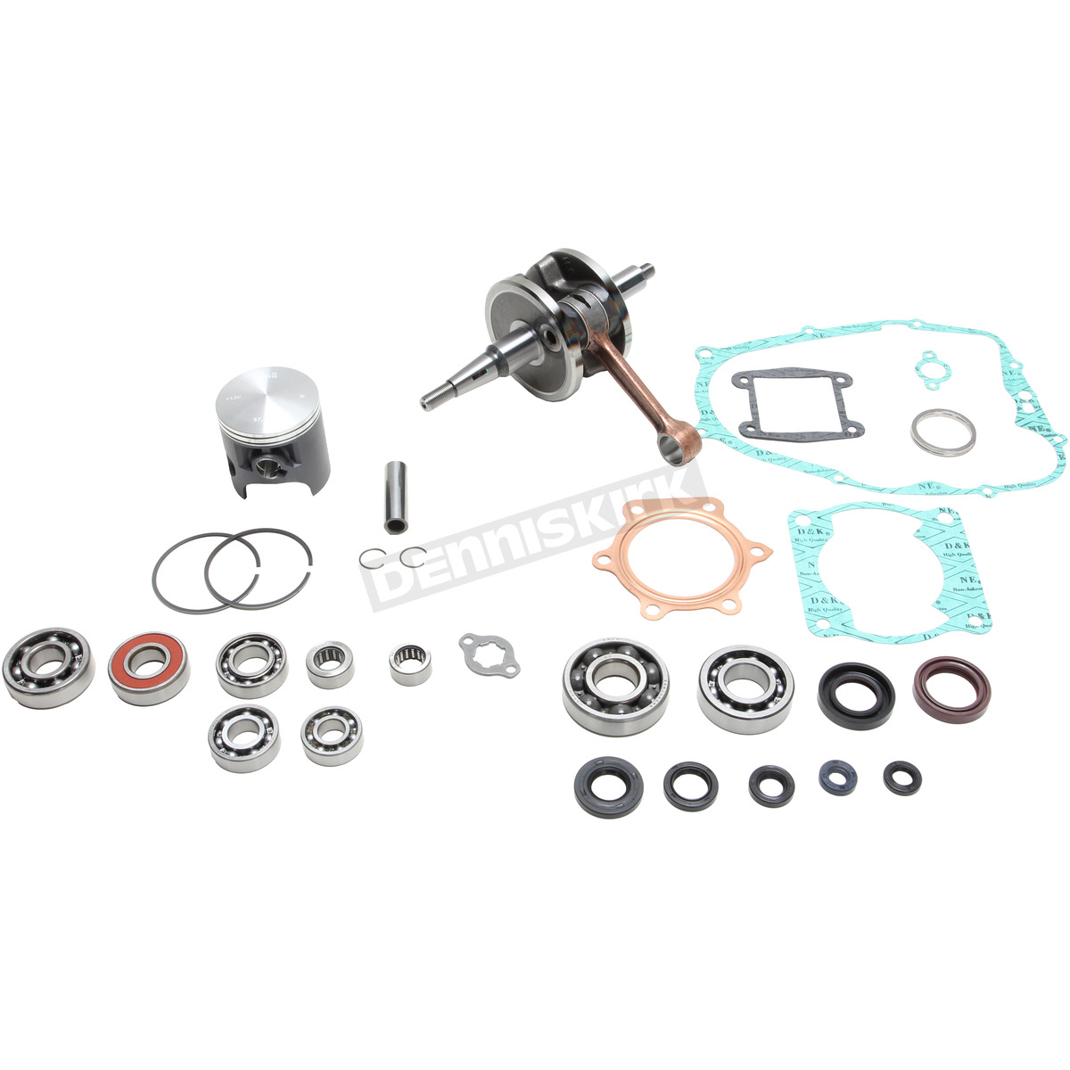 Wrench Rabbit Complete Engine Rebuild Kit In A Box 67 5mm