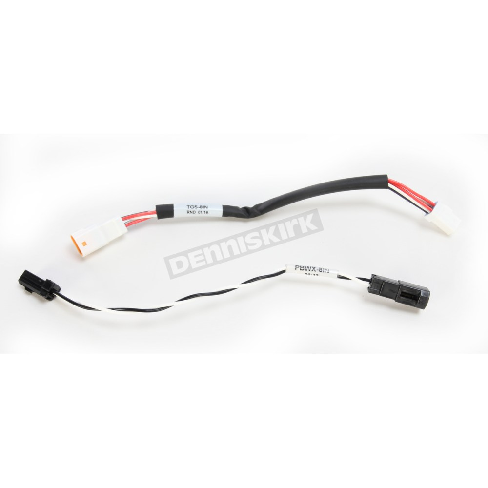 medium resolution of double harness throttle by wire extension 152 30