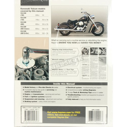 small resolution of  kawasaki vulcan repair manual 2457