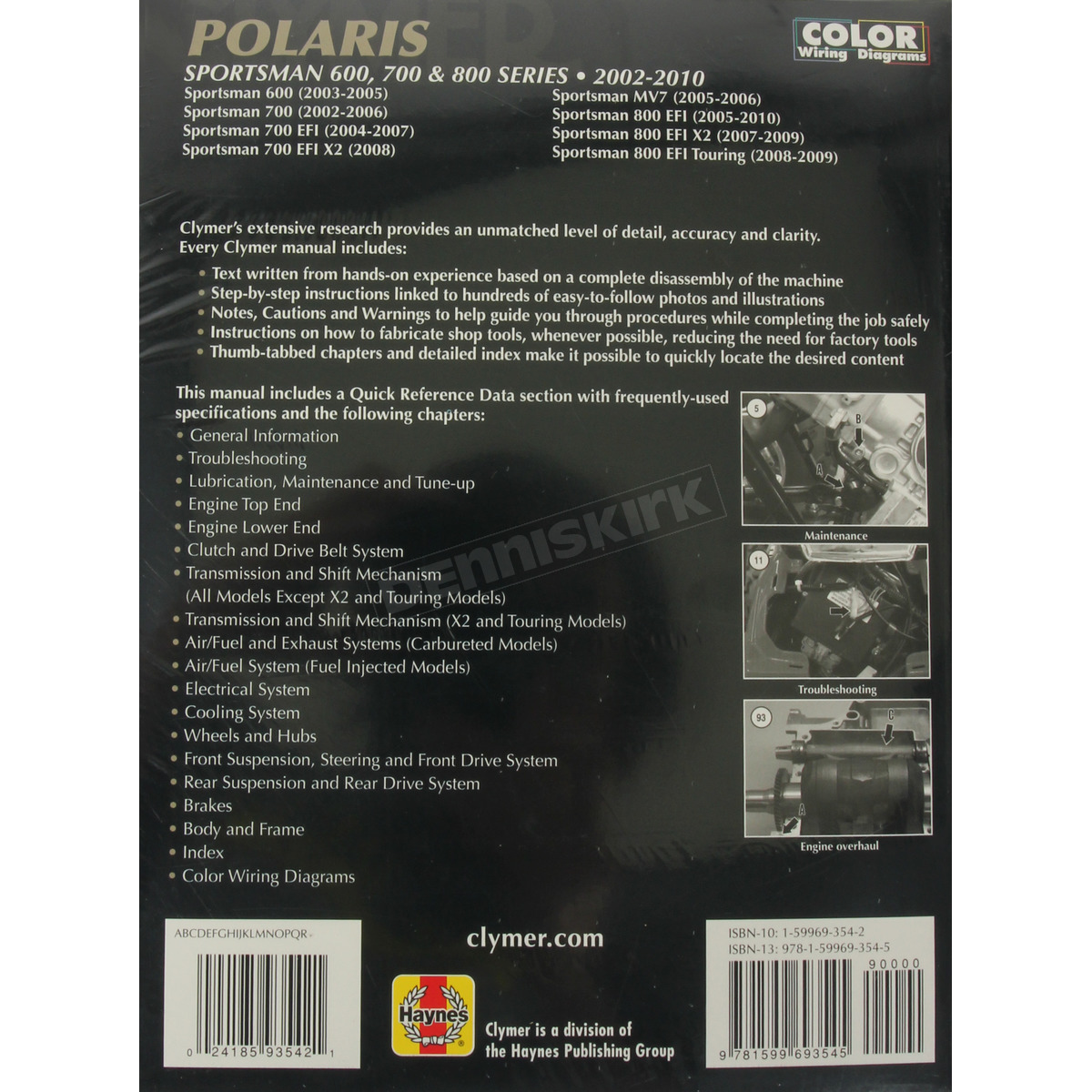 hight resolution of  polaris repair manual m366