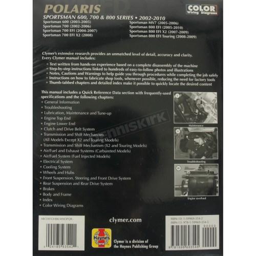 small resolution of  polaris repair manual m366