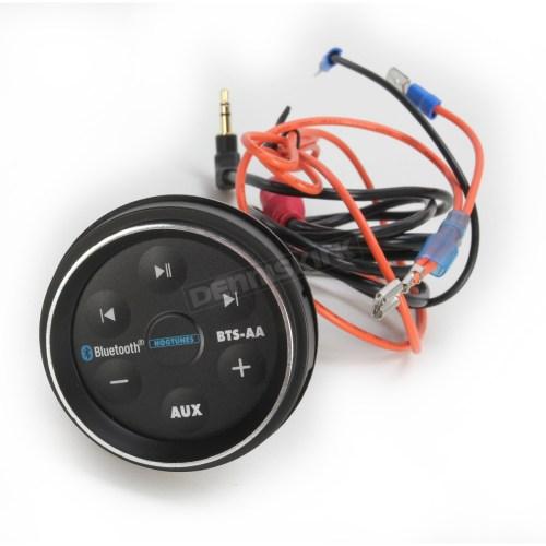 small resolution of hogtunes in fairing bluetooth audio controller bts aa