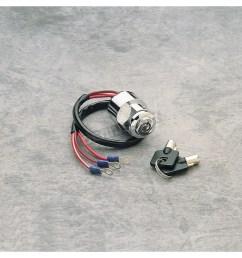 drag specialties custom round key ignition switch ds 272112 [ 1200 x 1200 Pixel ]