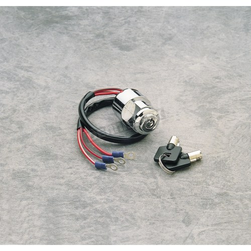 small resolution of drag specialties custom round key ignition switch ds 272112
