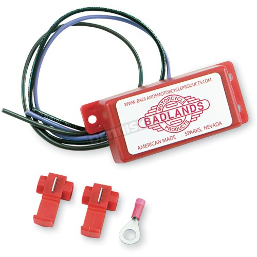 small resolution of badlands turn signal load equalizer le 01