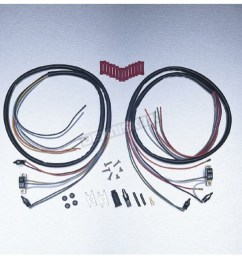 complete handlebar wiring harness ds 305202 [ 1200 x 1200 Pixel ]