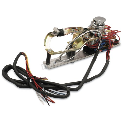 small resolution of pro one dash base with wire harness kit 400909 harley harley wiring diagram for dummies harley davidson wire harness kit