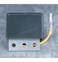 parts unlimited voltage regulator for manual start engines 01 154 21 [ 1200 x 1200 Pixel ]