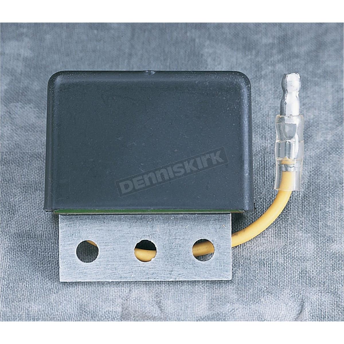 hight resolution of parts unlimited voltage regulator for manual start engines 01 154 21