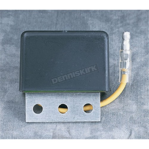 small resolution of parts unlimited voltage regulator for manual start engines 01 154 21