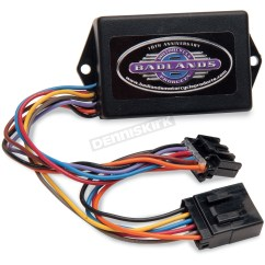 Turn Signal Module Harley Davidson 2006 Chrysler 300c Radio Wiring Diagram Badlands Plug In Style Run Brake And