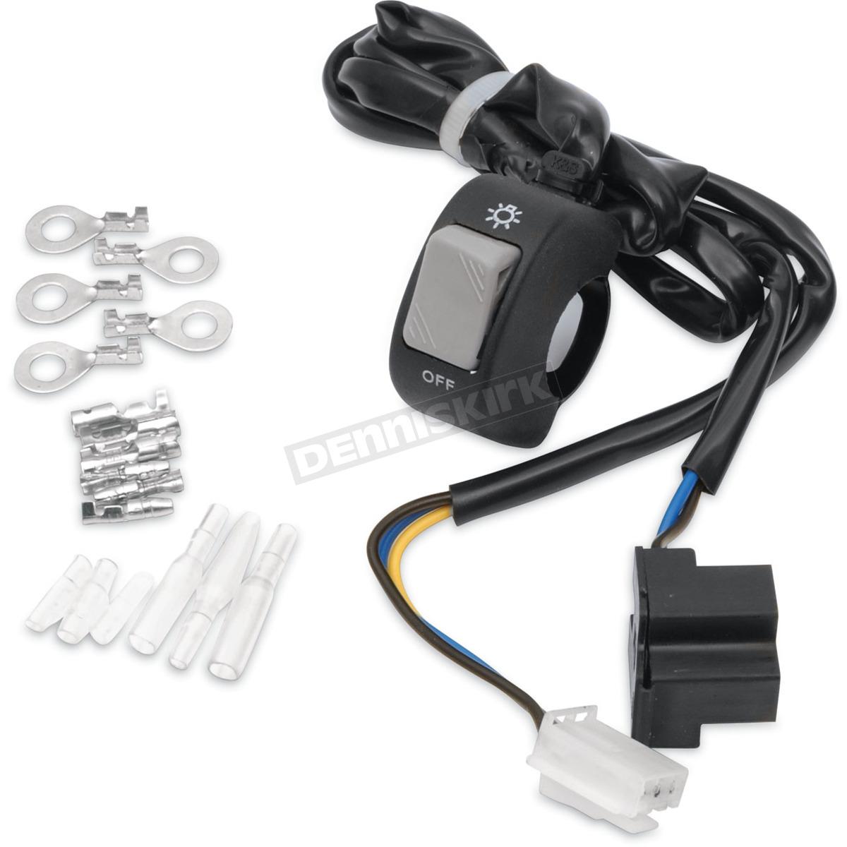hight resolution of k s universal headlight switch 12 0051
