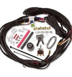 cycle visions custom chopper wire harness cv 4869 [ 1200 x 1200 Pixel ]