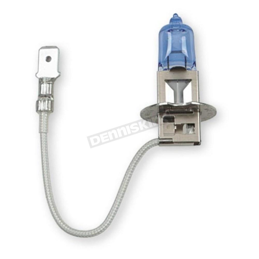 medium resolution of h3 headlight bulb xtreme white 70325
