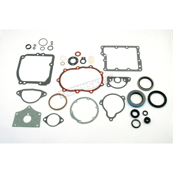 Genuine James Complete Transmission Gasket and Seal Kit