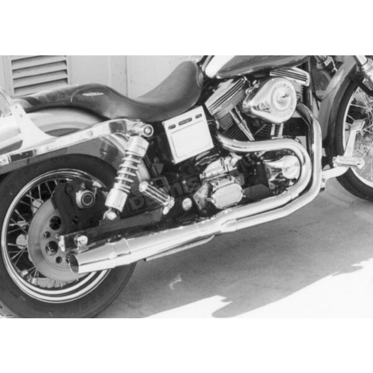 2 into 1 high performance exhaust system 1022