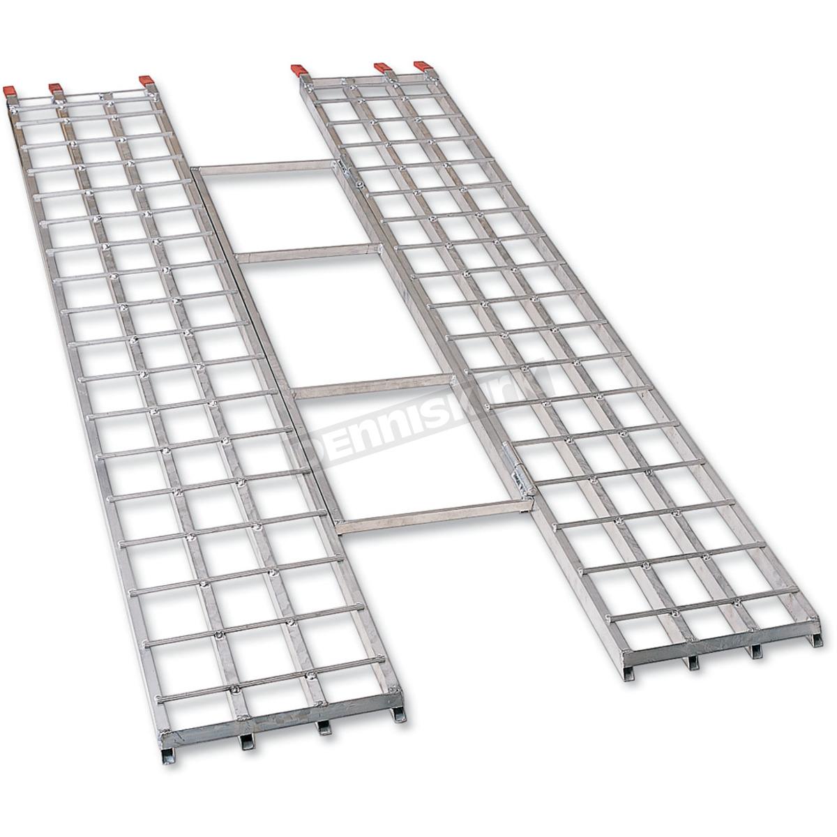 Moose Tri Fold Adjustable Aluminum Ramp