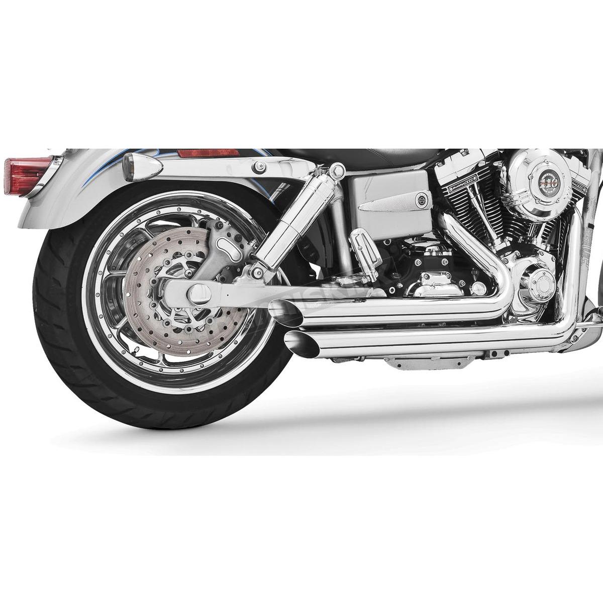amendment slash cut exhaust system hd00020