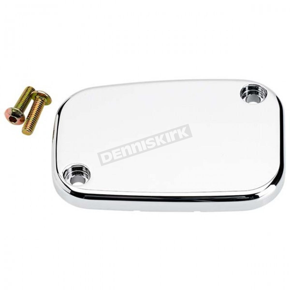 Joker Machine Chrome Smooth Front Master Cylinder Cover