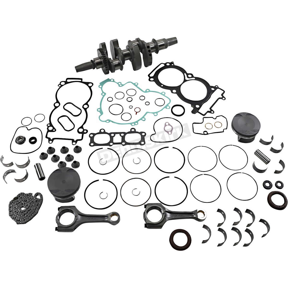 Wrench Rabbit Complete Engine Rebuild Kit 93mm Bore