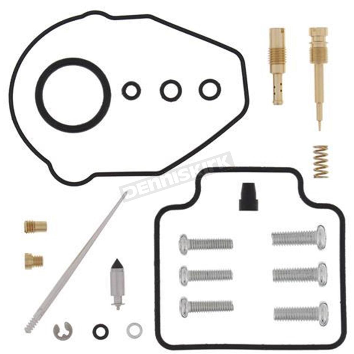 Moose Carb Repair Kit