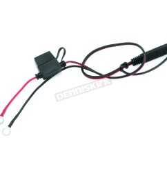 bikemaster replacement quick connect wire harness w rings for battery charger maintainers 0603 [ 1200 x 1200 Pixel ]