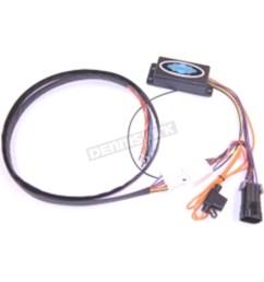 badlands rear plug n play run turn brake module w rear [ 1200 x 1200 Pixel ]