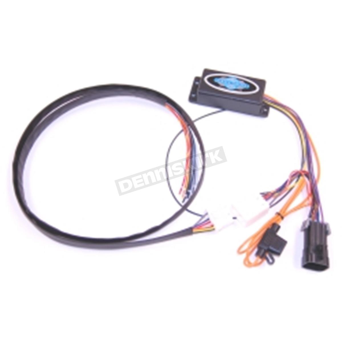 hight resolution of badlands rear plug n play run turn brake module w rear