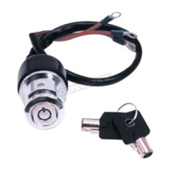 Harley Davidson Ignition Key Number 1 Gang 2 Way Light Switch Wiring Diagram Uk V Factor Chrome 3 Position Round 15009