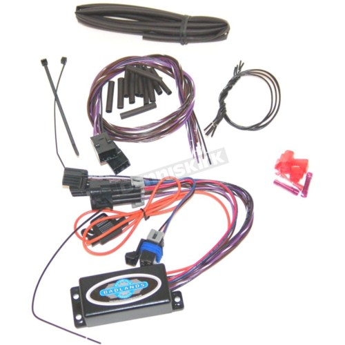 small resolution of badlands static sequential plug and play run turn brake signal module w load