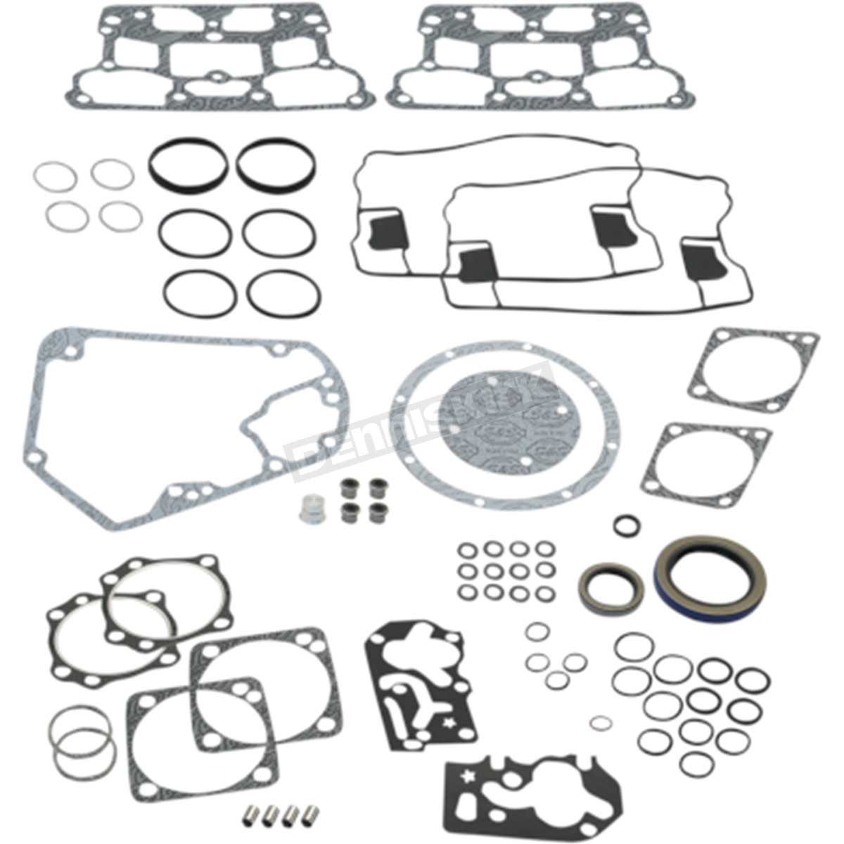 S Amp S Cycle Complete Gasket Kit For S Amp S V Series Motors With 4 1 8 Bore